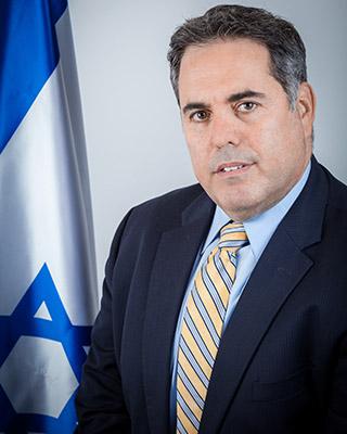 Rogel Rachman, Botschaft des Staates Israel in Deutschland