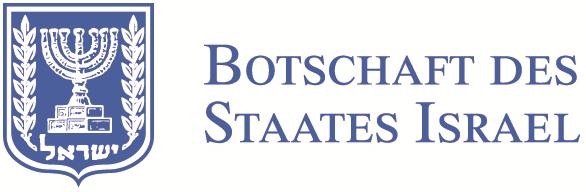 Logo Botschaft des Staates Israel